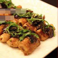 Thịt lợn cuộn cà tím đầy hấp dẫn