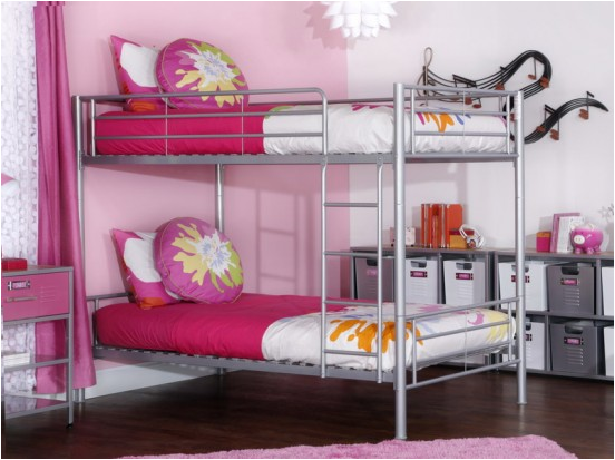 Loft Bed Girls : stylish bunk beds for young girls stylish bunk beds for young girls ...