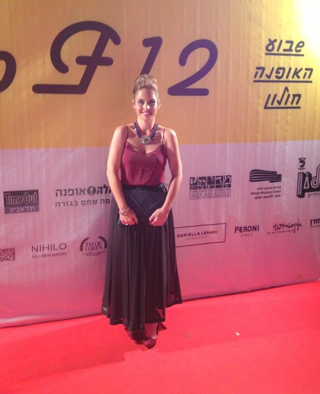 בלוג אופנה Vered'Style שבוע האופנה בחולון 2012