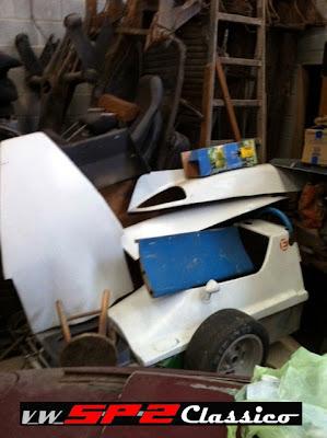 Coleção abandonada de Volkswagen SP2_13