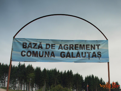 Baza de Agrement Comuna Galautas