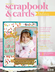 2014 Spring Issue Scrapbook and Cards Today