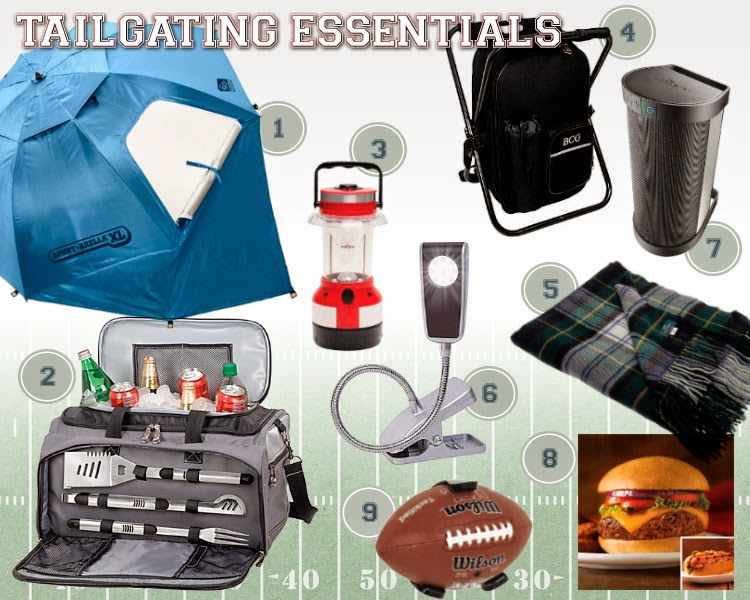 Tailgating Essentials #BBNshops