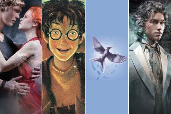 Los cuatro finalistas de la encuesta de Teen.com