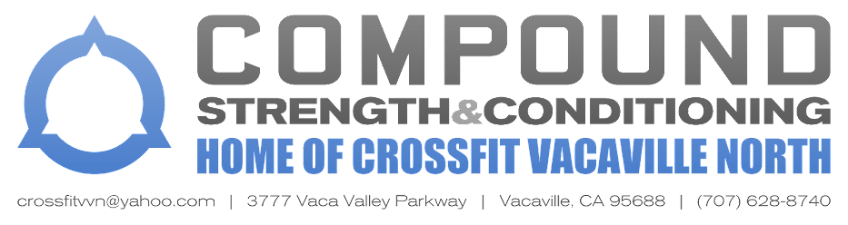 The Compound Strength and Conditioning: CrossFit Vacaville North