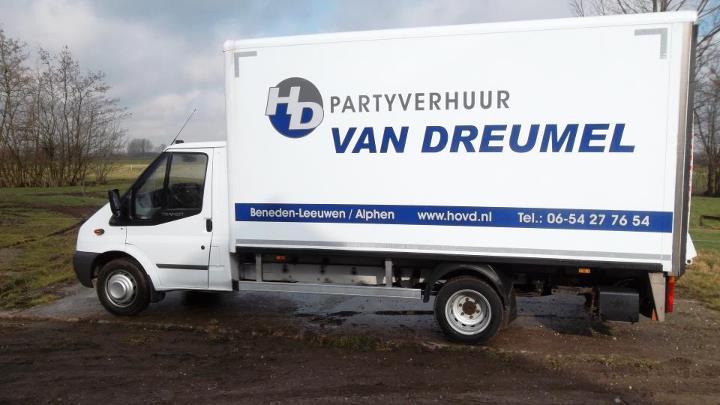 Partyverhuur Van Dreumel