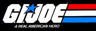 Hasbro GI Joe A Real American Hero Logo