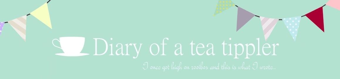 Diary of a Tea Tippler