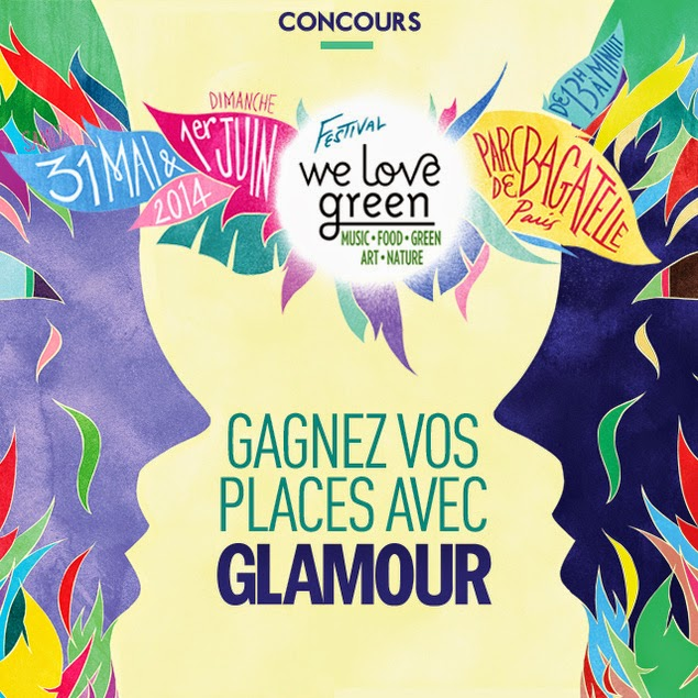 festival We Love Green 2014