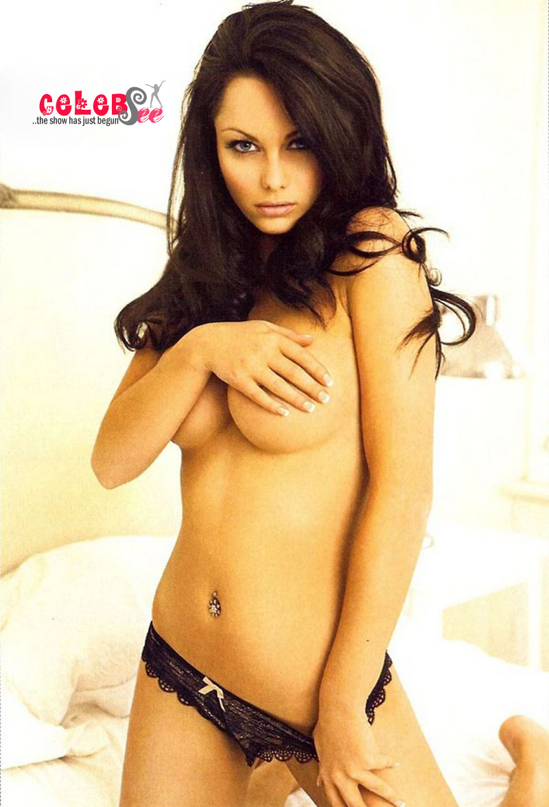 Nude jessica jane clement