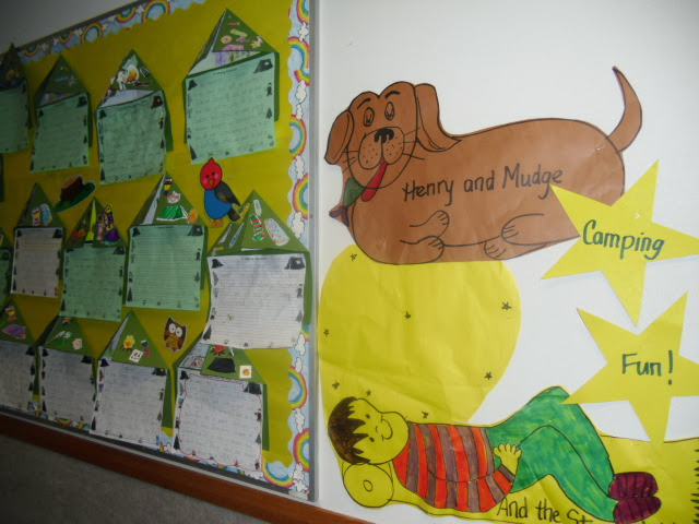 PATTIES CLASSROOM Henry and Mudge