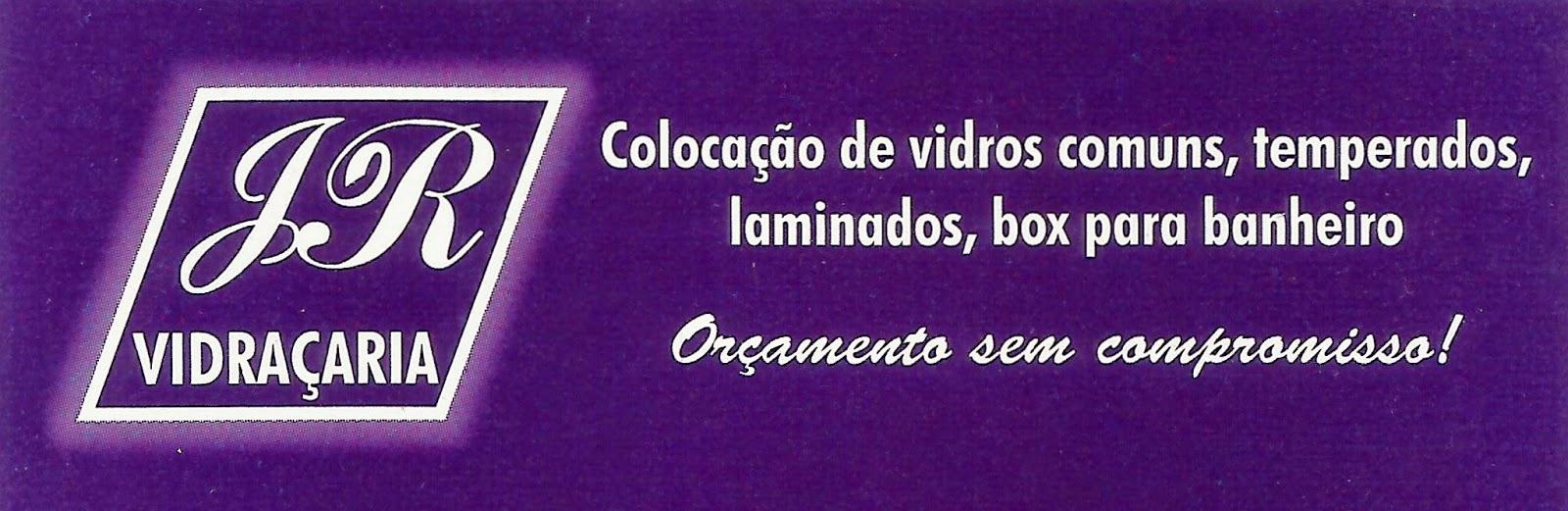JR VIDRAÇARIA Colocação de vidros comuns, Temperados laminados, Box para banheiros Orçamento sem compromisso Rua. Visconde Rio Branco, 129 Vila Jardini - Sorocaba - SP tel: (15) 3217-5971 /  3202-7529 Cel: (15) 99749-6991 Denilson