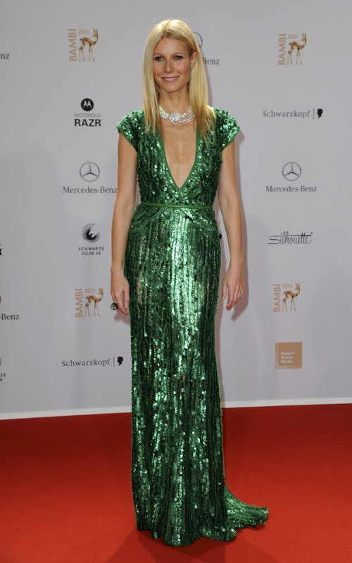 Gwyneth Paltrow Dazzles At The 2011 Bambi Awards!