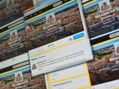 ¿Un reportero personal en el Vaticano? 10 cuentas de Twitter para seguir el Cónclave 2013