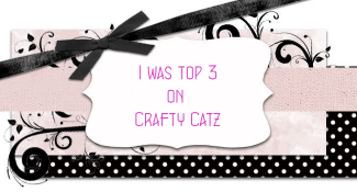 Top 3 Crafty Catz -- stitching