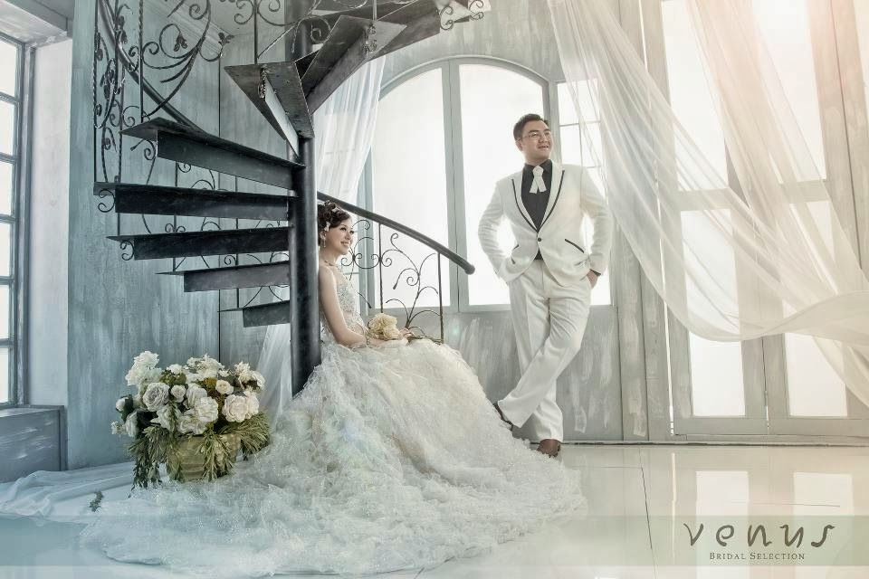 Venus bridal house in johor bahru for Classic bridal house johor