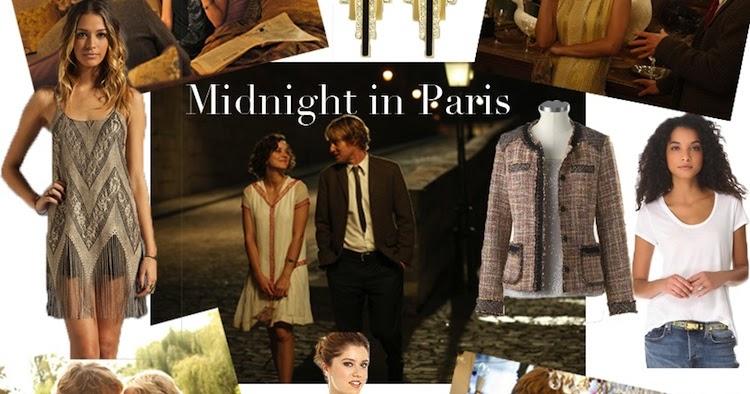 Breakfast At Cindis Fashion Film Friday Midnight In Paris