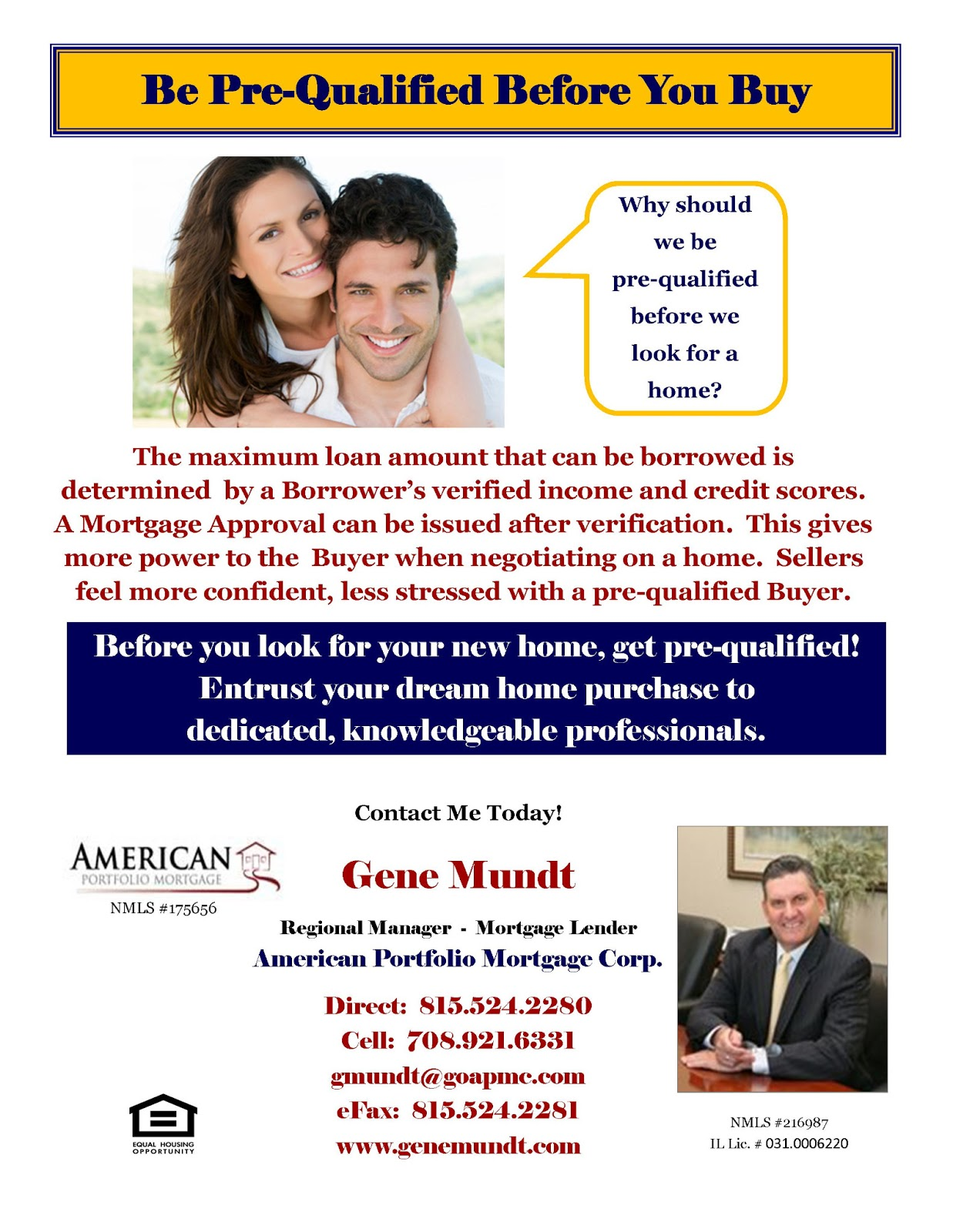 why home buying transactions must begin home buyers getting link to a mortgage consultation gene mundt mortgage lender
