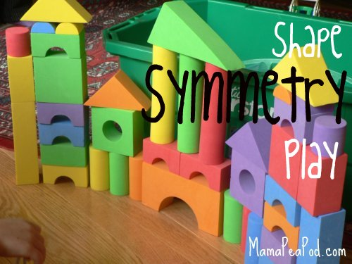 play with shape symmetry cover photo blocks tower