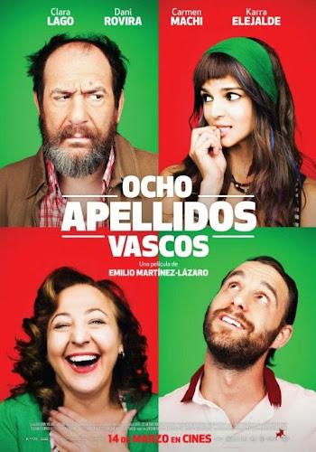 Ocho Apellidos Vascos (DVDRip Castellano) (2014)