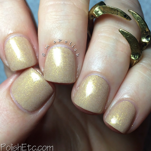 Ellagee - Fire Made Flesh Collection - McPolish - Zaldrize
