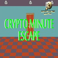 HouseCrowGames Crypto Minute Escape Walkthrough
