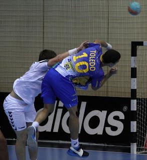 José Toledo, lateral derecho de Brasil, goleador del Mundial Juvenil | Mundo Handball
