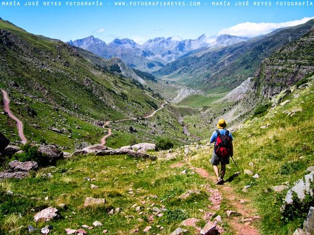 Caminando por el Pirineo