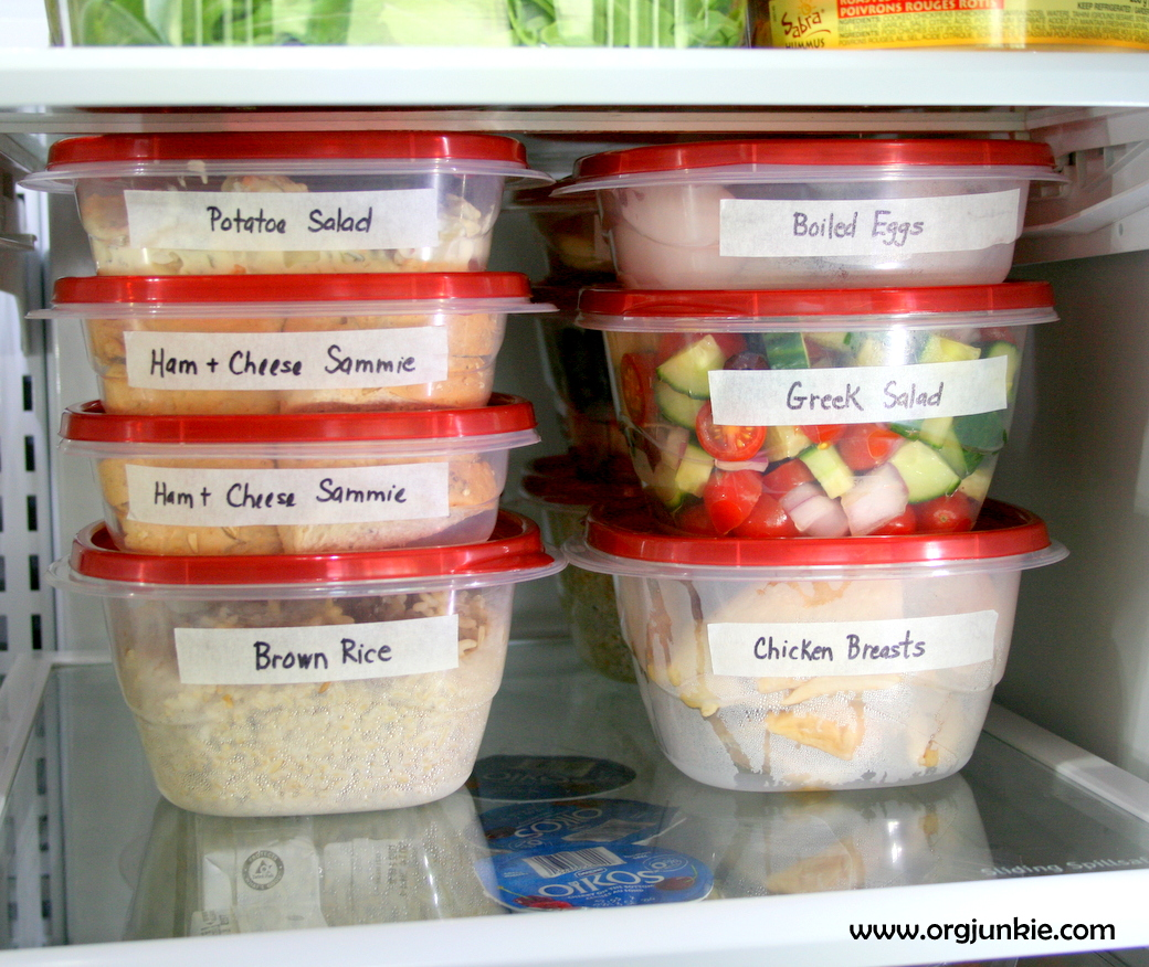 How To Store Leftover Baby Food