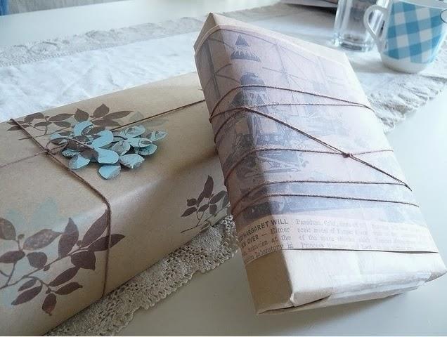 kolay hediye paketi
