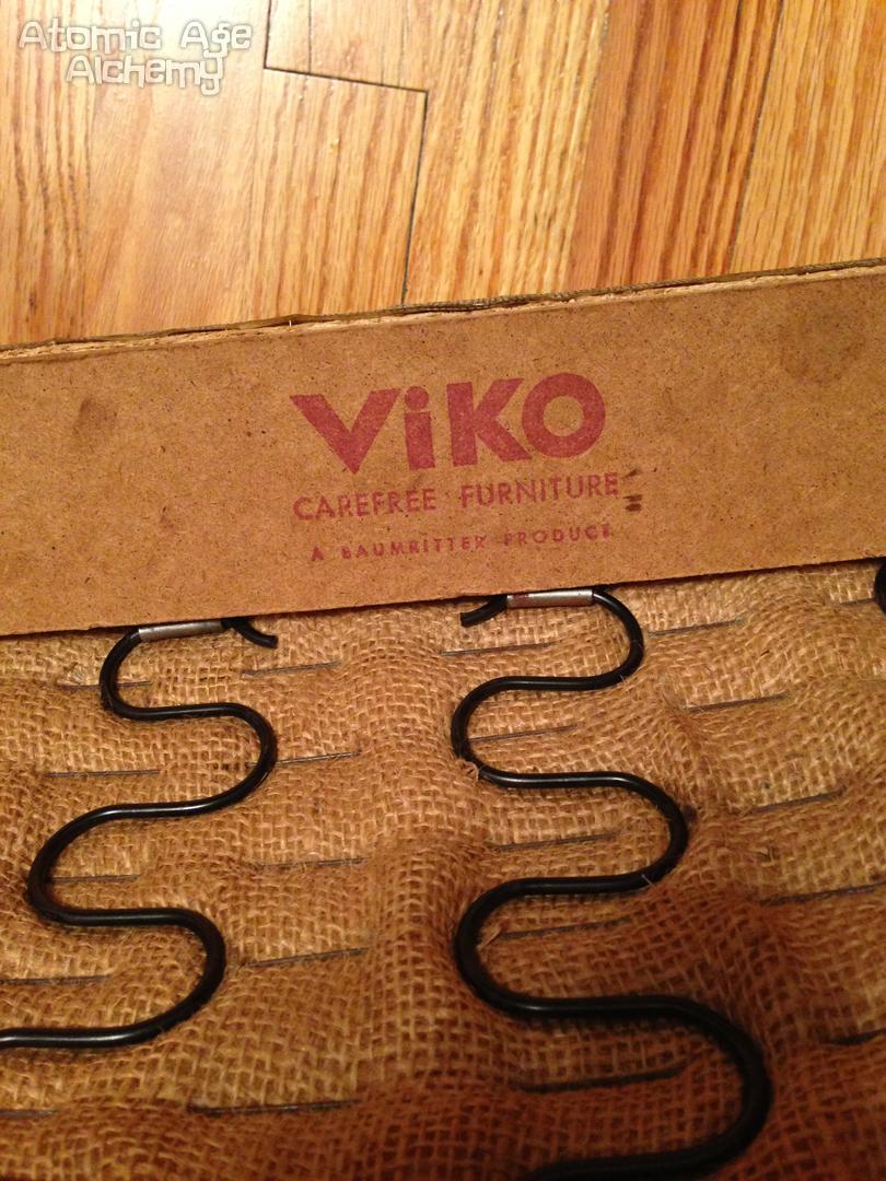 Atomic Age Alchemy Viko Carefree Furniture Wont You Be