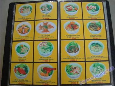 Ngon, độc đáo với dim sum và mì kéo kungfu Khải Ký, quán ăn ngon, điểm ăn uống 365