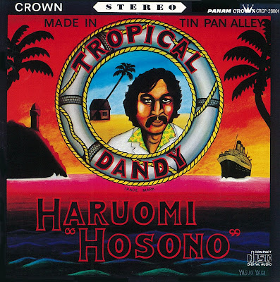 Hosono 'Harry' Haruomi 細野晴臣 - Tropical Dandy