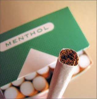 Menthol Cigs