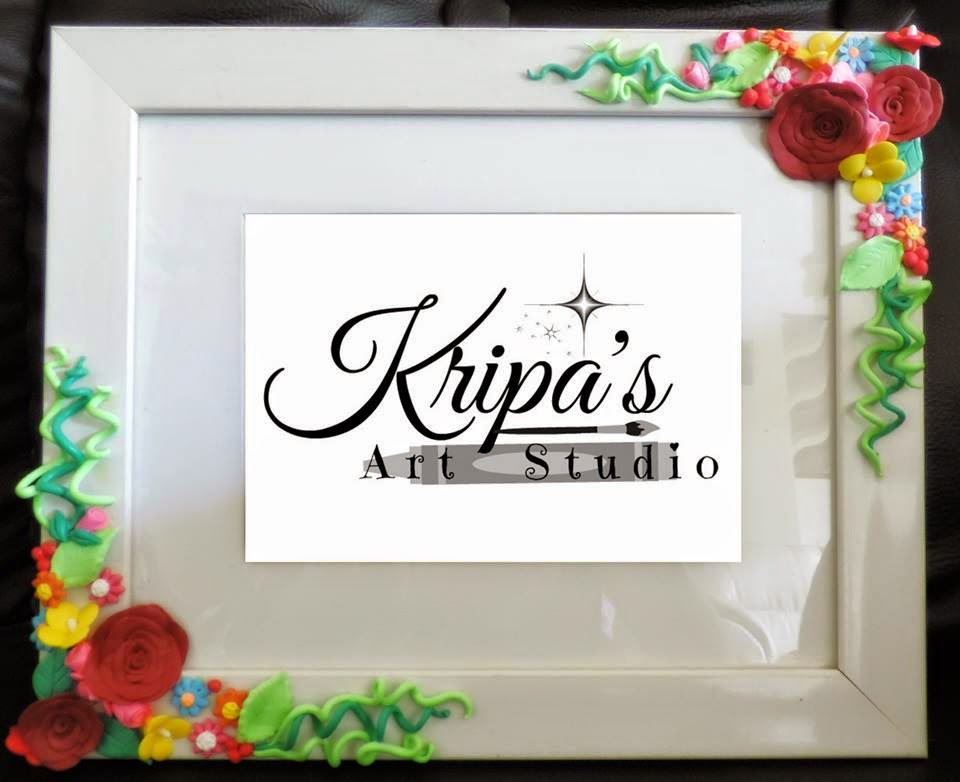 Hand Made Photo Frames By Kripa (K003) - Make Ur Moments