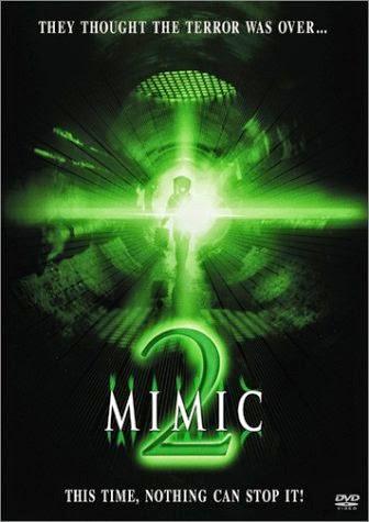 Mimic 2 2001 Dual Audio [Hindi – Eng] DVDRip 300mb