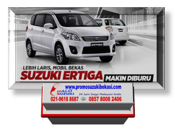 Promo Mobil Suzuki Ertiga