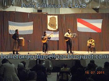 Peña Folklórica EL LAZO