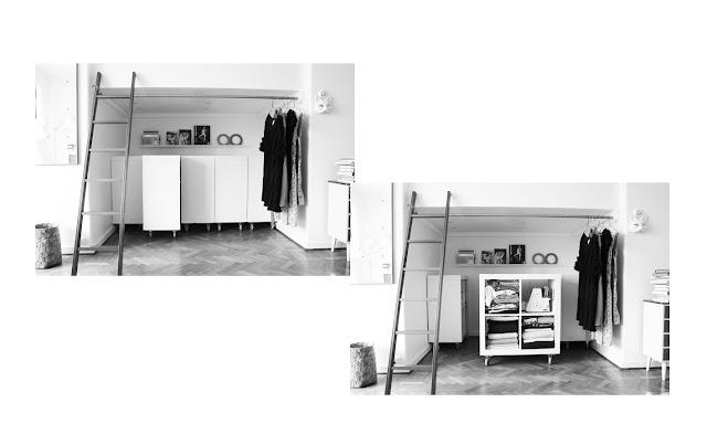 Reciclar, redecorar, transformar expedit ikea en decoración