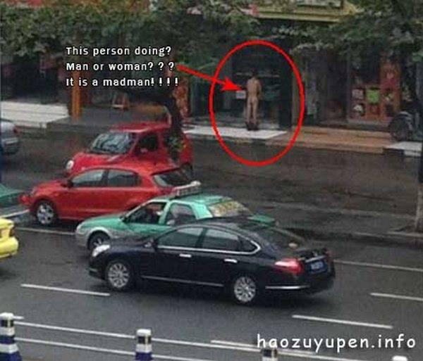 Hal Gila yang Terjadi Di Jalanan