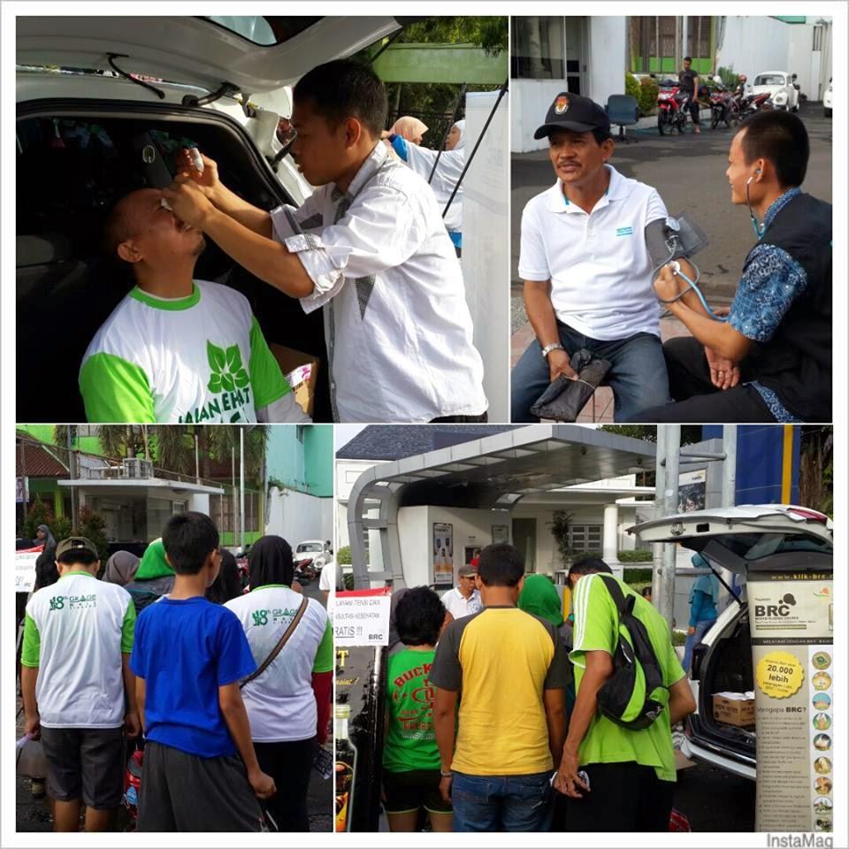 Bekam Gurah Mata Ruqyah Konsultasi Gratis BRC Cirebon
