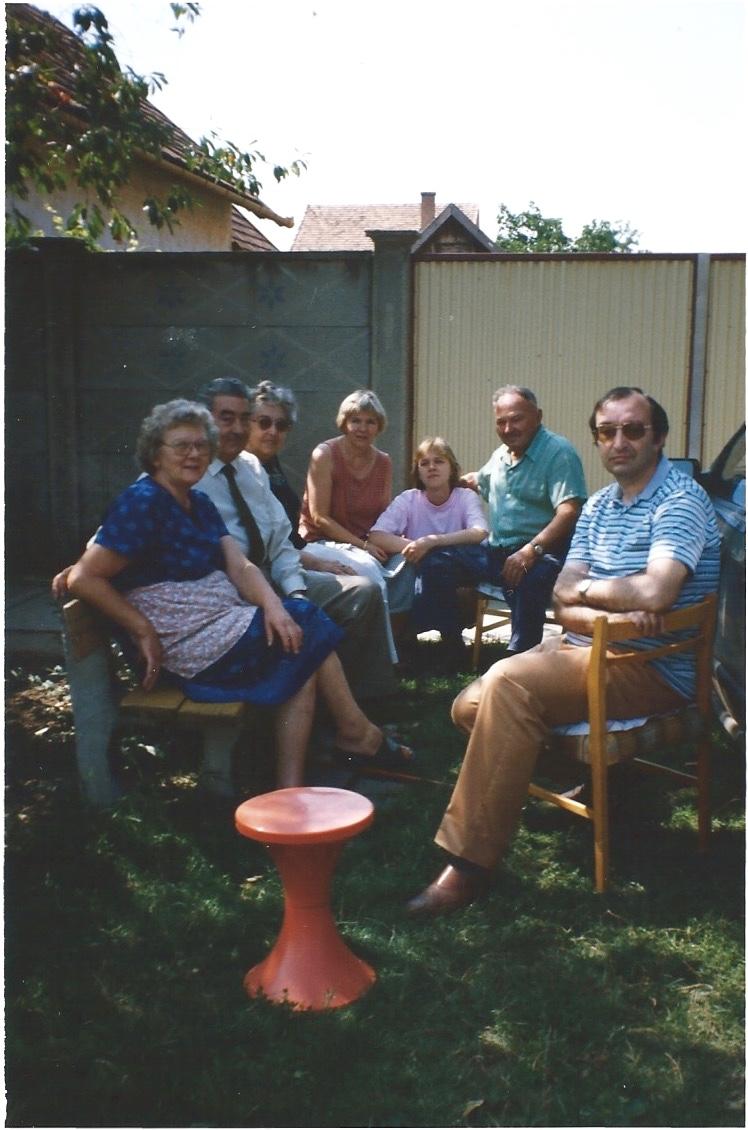 családi összejövetel
