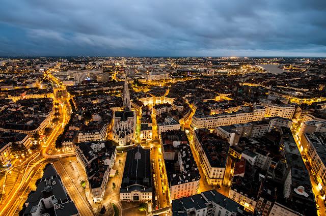 Vé máy bay đi Nantes giá rẻ 2015