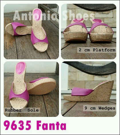 Aneka model sepatu sandal wanita murah,Model terbaru sandal wanita model Fanta