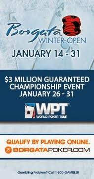 Borgata Winter Poker Open
