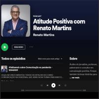 Podcast Rede #ATITUDEPOSITIVA