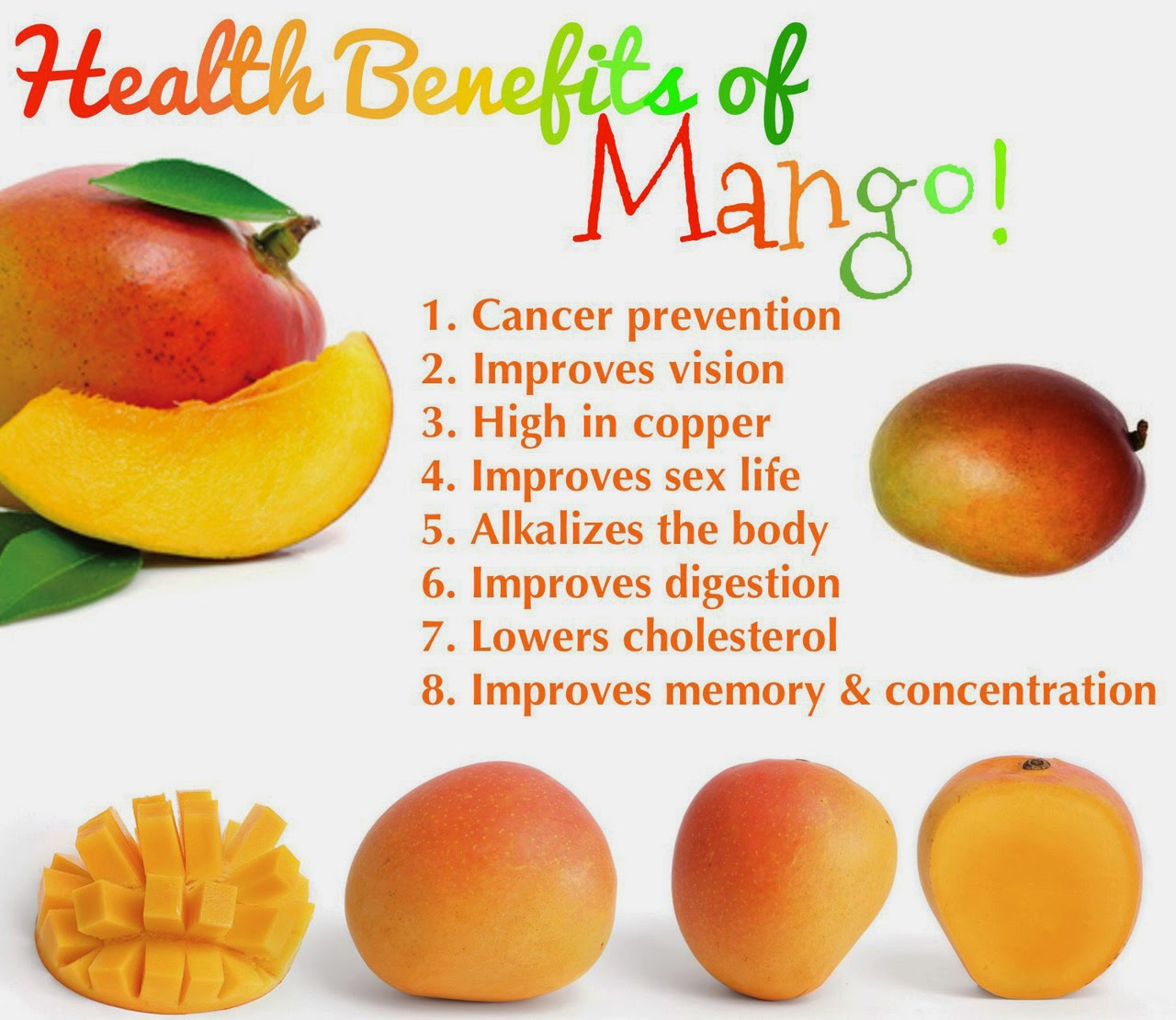 Why I Eat Mangothe Health Benefits Of Mango