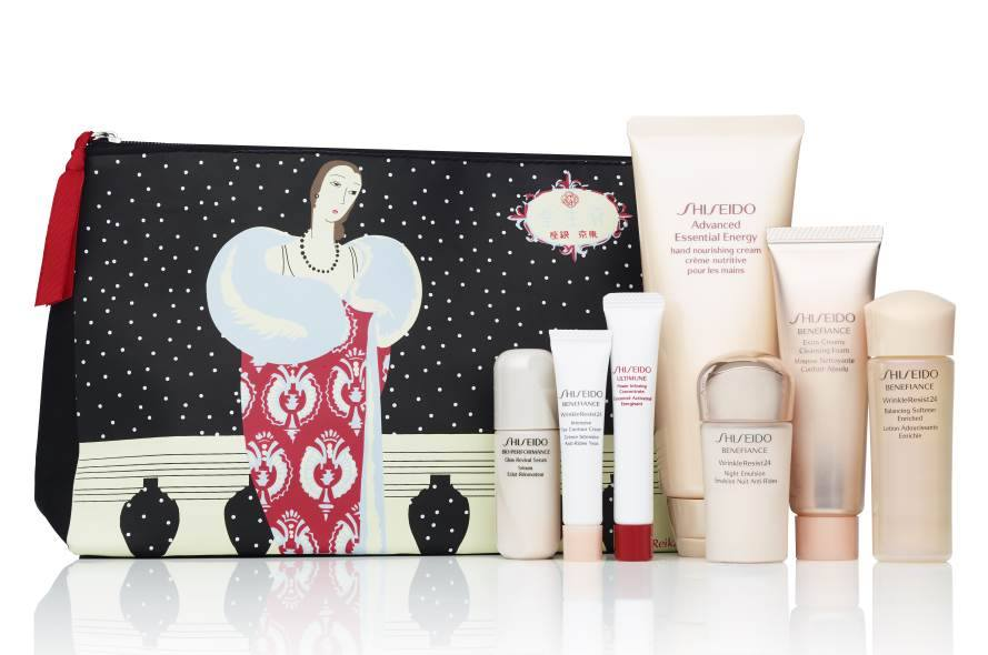 Benefiance Wrinkleresist24 Gift