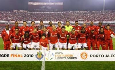 Internacional - Libertadores 2010