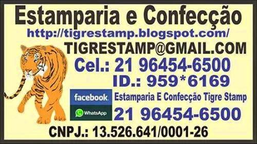 Estamparia e Confecção Tigre Stamp